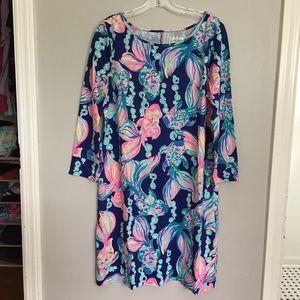 Lilly Pulitzer Marlowe Dress Going Coastal size L